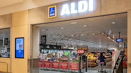 ALDI Cockburn Central - Completed 2017