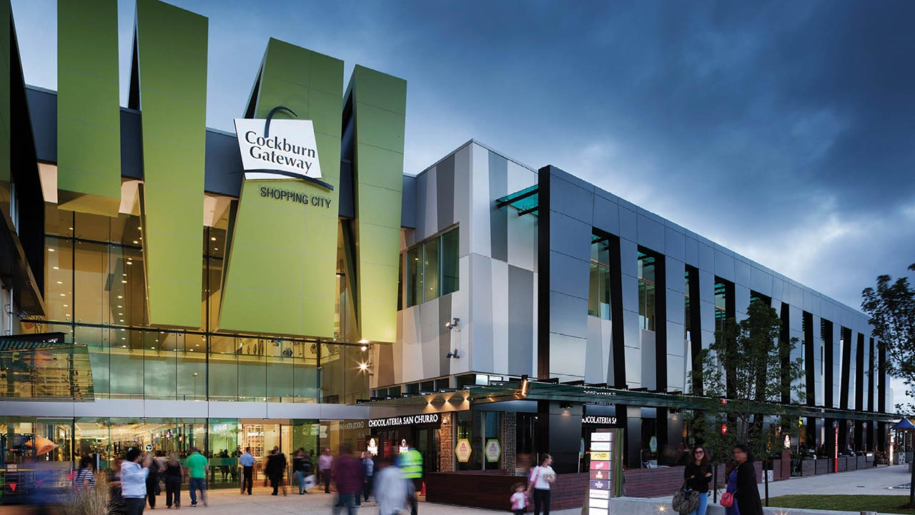 Cockburn Gateway Shopping City