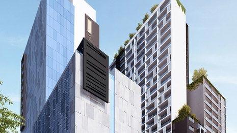 Novotel Perth - Completed 2019 - Builder Probuild
