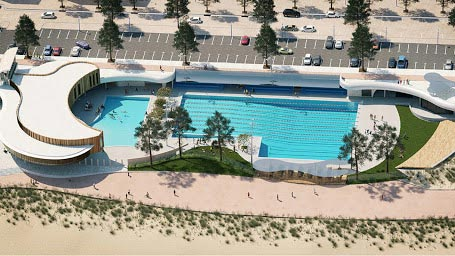 Scarborough Beach Pool - Completed 2017